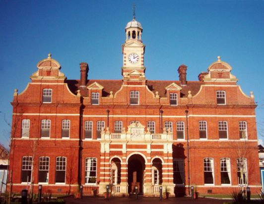 "The Norfolk and Norwich Hospital was founded in 1771 as a charitable institution for the care of ""the poor and the sick""."