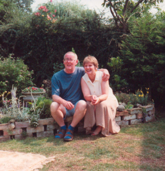 Sarah and Peter Durrant